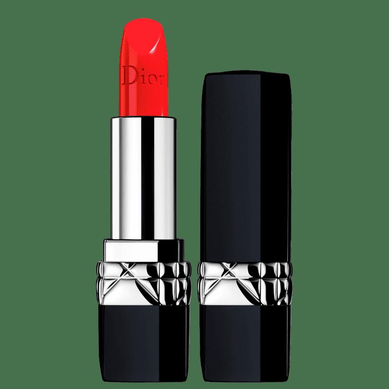 Dior Rouge 844 Trafalgar - Batom Cremoso 3,5g