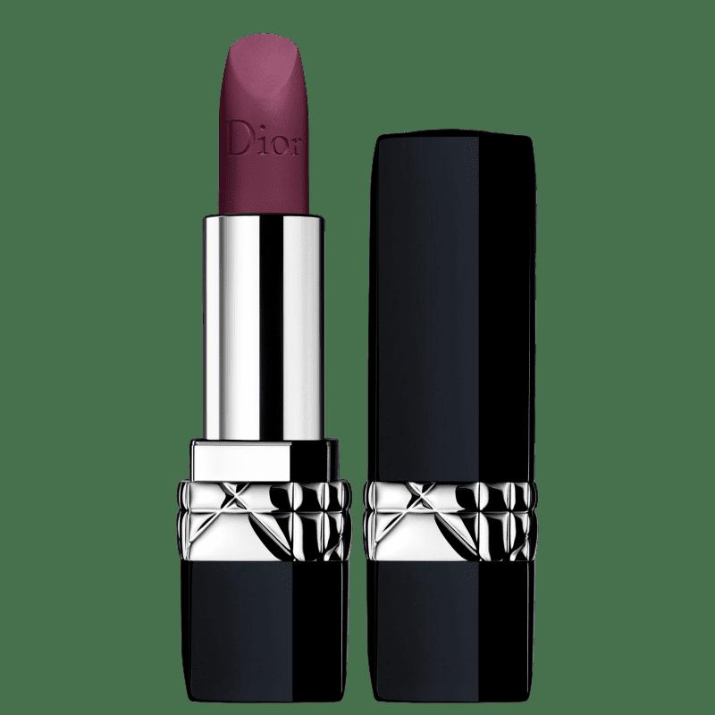 Dior Rouge 962 Poison Matte - Batom Matte 3,5g