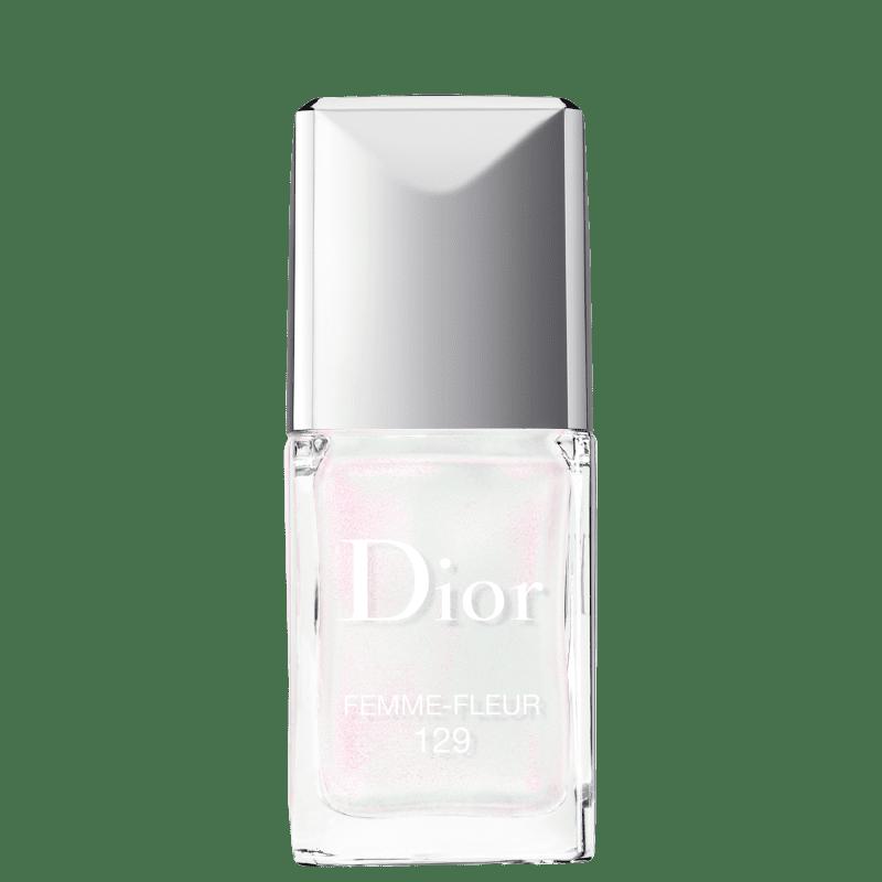 Dior Rouge Vernis 129 Femme Fleur - Esmalte Cintilante 10ml