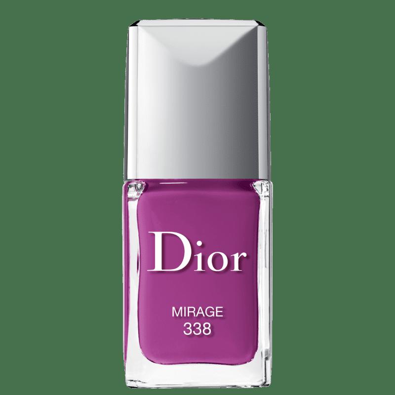 Dior Rouge Vernis 338 Mirage - Esmalte Cremoso 10ml