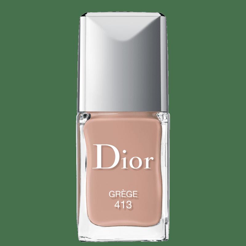 Dior Rouge Vernis 413 Grège - Esmalte Cremoso 10ml