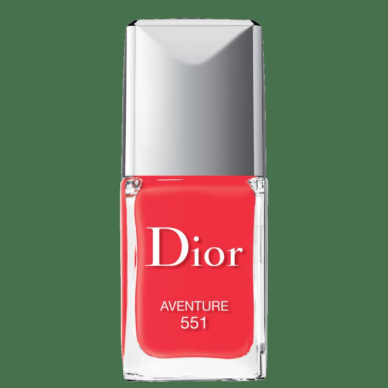 Dior Rouge Vernis 551 Aventure - Esmalte Cremoso 10ml