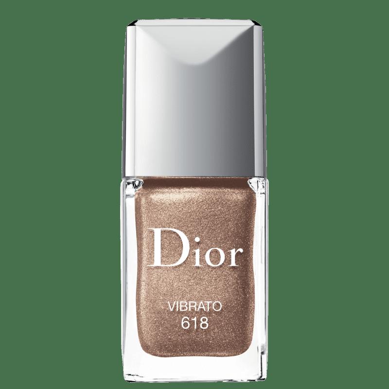 Dior Rouge Vernis 618 Vibrato - Esmalte Metálico 10ml