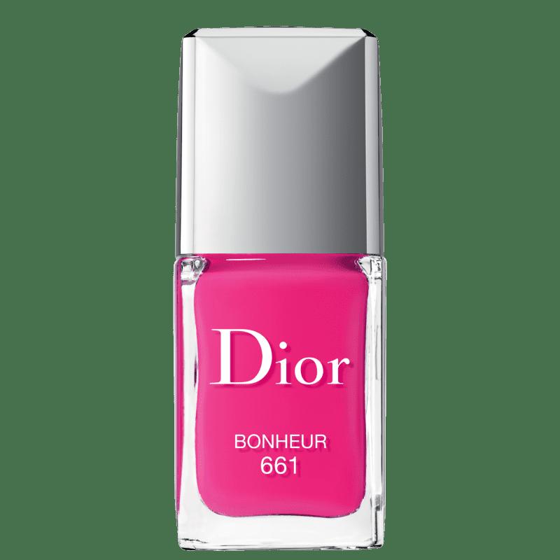 Dior Rouge Vernis 661 Bonheur - Esmalte Cremoso 10ml