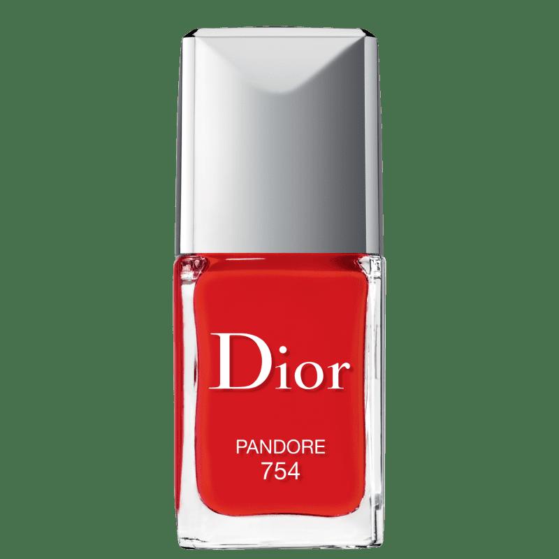 Dior Rouge Vernis 754 Pandore - Esmalte Cremoso 10ml