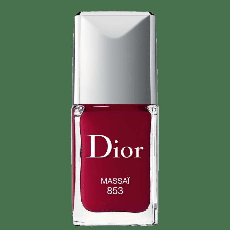 Dior Rouge Vernis 853 Massai - Esmalte Cremoso 10ml