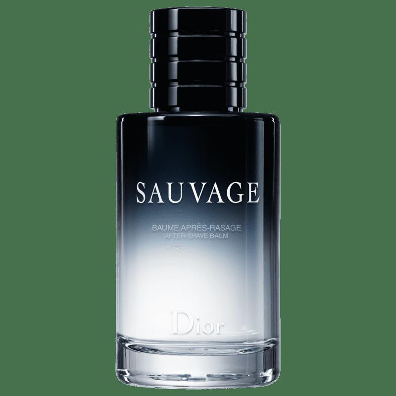 bb2760a2ab0a1 Bálsamo Pós-Barba Dior Sauvage | Beleza na Web