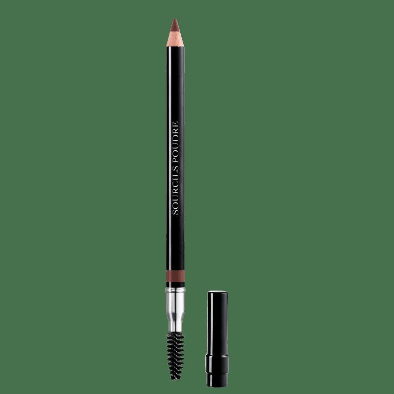 Dior Sourcils Poudre 593 Brun/Brown - Lápis para Sobrancelhas 1,2g