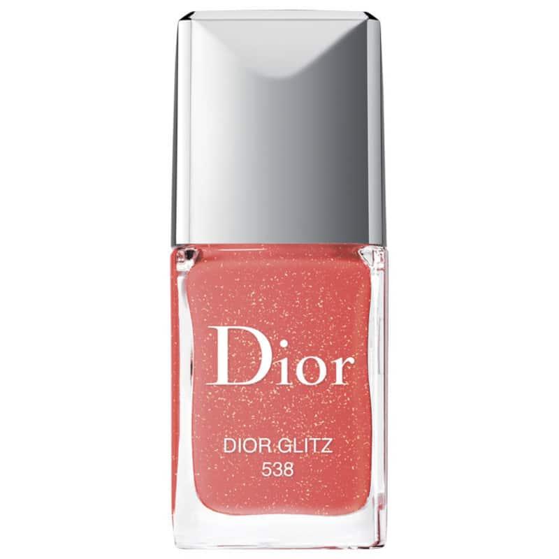 Dior Vernis Lacquer 538 Dior Glitz - Esmalte Glitter 10ml