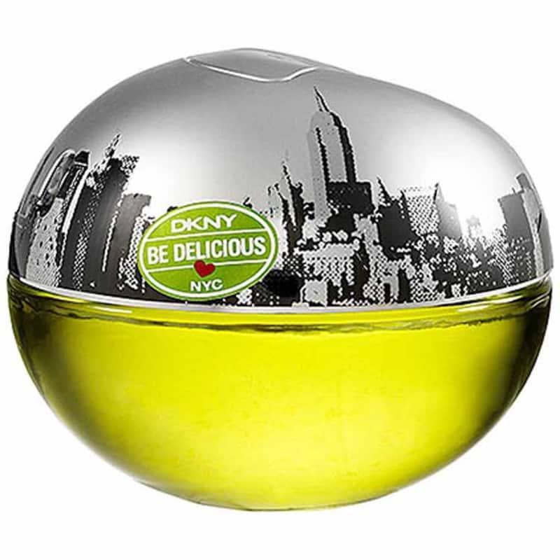 DKNY Perfume Feminino Be Delicious I Heart Nyc - Eau de Parfum 50ml