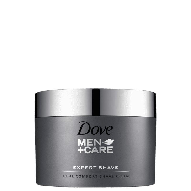 Dove Men+Care Expert Shave Total Comfort Shave Cream - Creme de Barbear 200ml