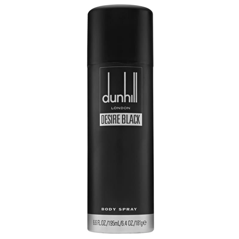 Dunhill Desire Black - Desodorante Spray Masculino 195ml