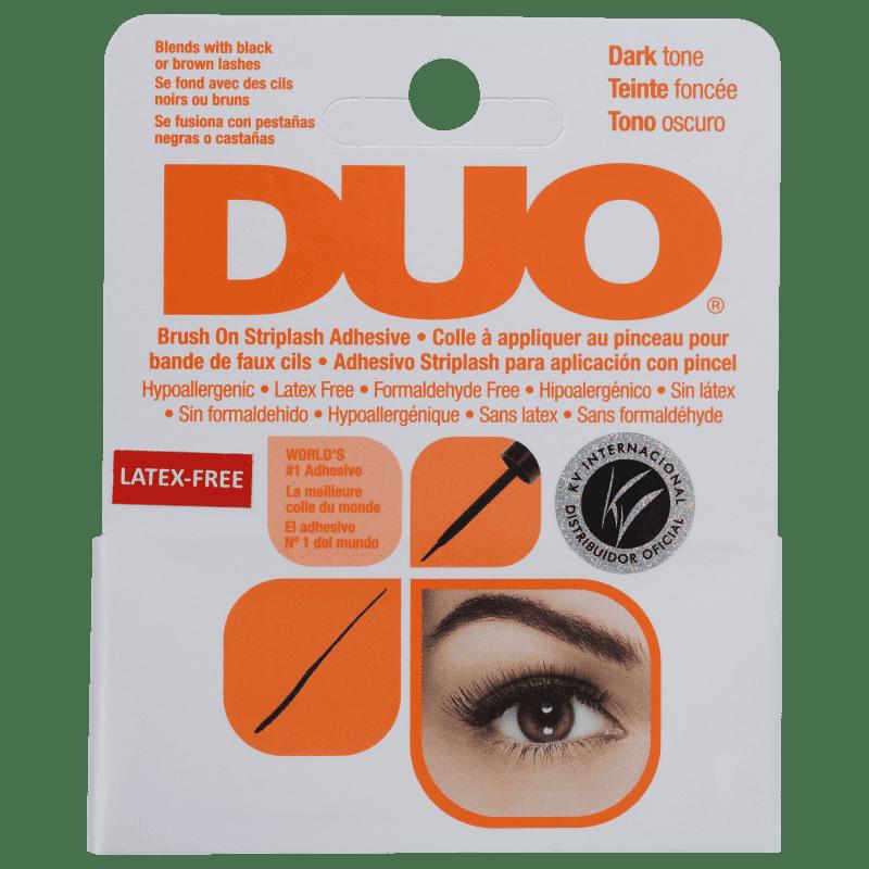 DUO Dark Brush On Striplash Adhesive - Cola para Cílios 5g