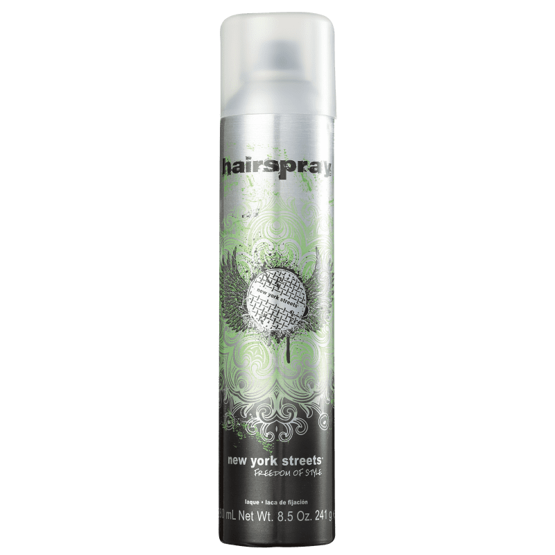 Ecru NY Streets Hair Freedom of Style Hairspray - Spray Fixador 241g