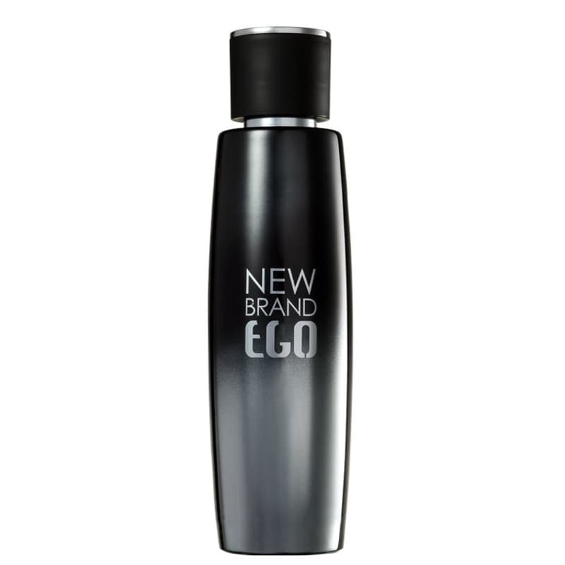 Ego Silver New Brand Eau de Toilette - Perfume Masculino 100ml