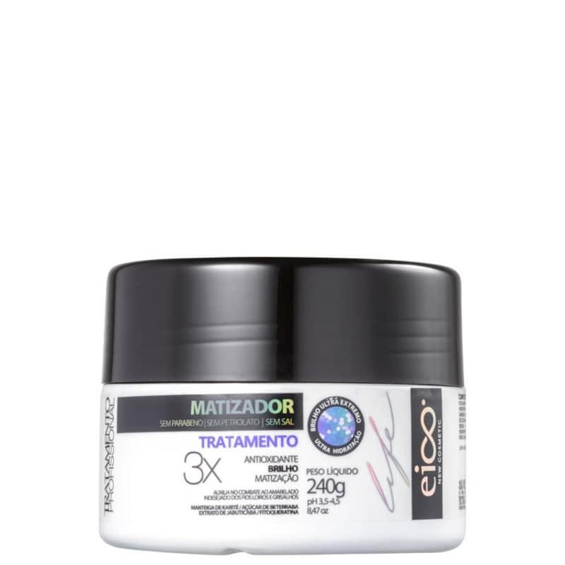 Eico Life Matizador Tratamento - Máscara Capilar 240g