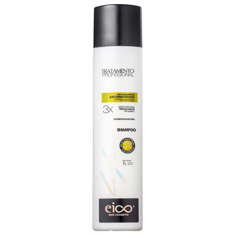 Eico Life Pré Tratamento - Shampoo Antirresíduo 1000ml