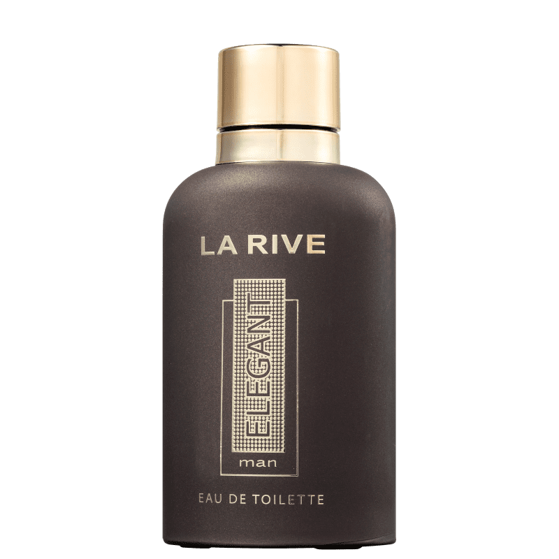 Elegant Man La Rive Eau de Toilette - Perfume Masculino 90ml