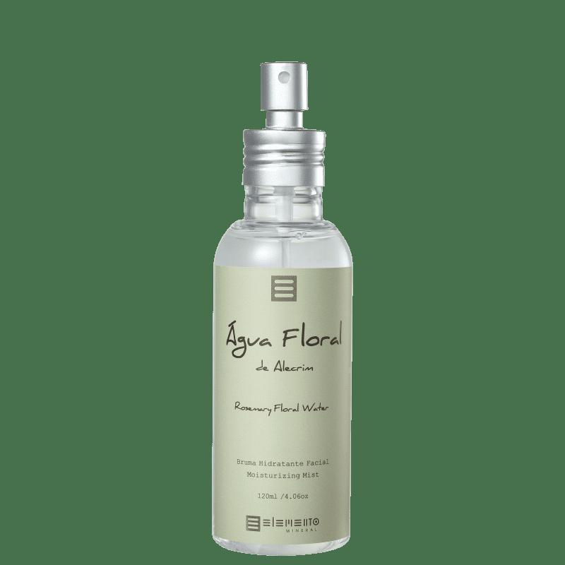 Elemento Mineral Água Floral de Alecrim - Tônico Facial 120ml