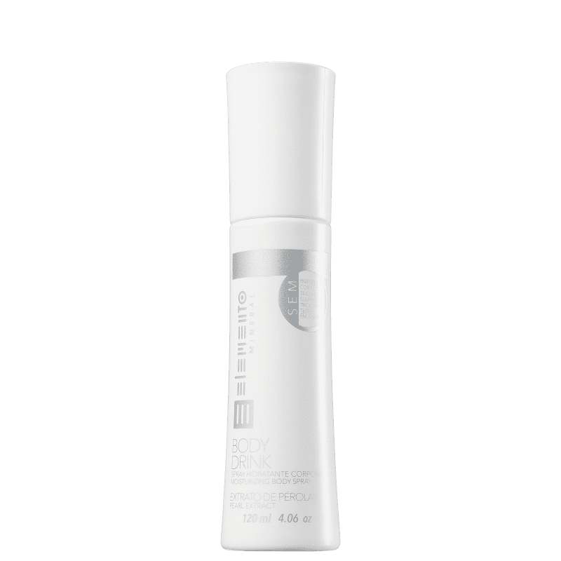 Elemento Mineral Body Drink - Hidratante Spray 120ml