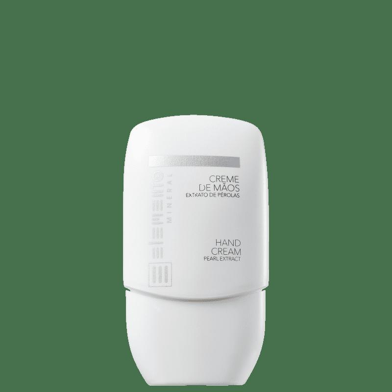 Elemento Mineral Extrato de Pérolas - Creme para Mãos 50g