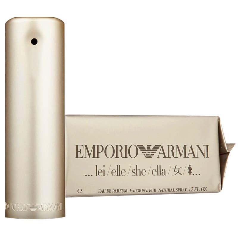 7b23a1472 Emporio Armani She Giorgio Armani Eau de Parfum - Perfume Feminino 30ml