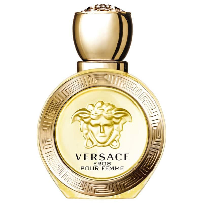 Eros Pour Femme Versace Eau de Toilette – Perfume Feminino 50ml