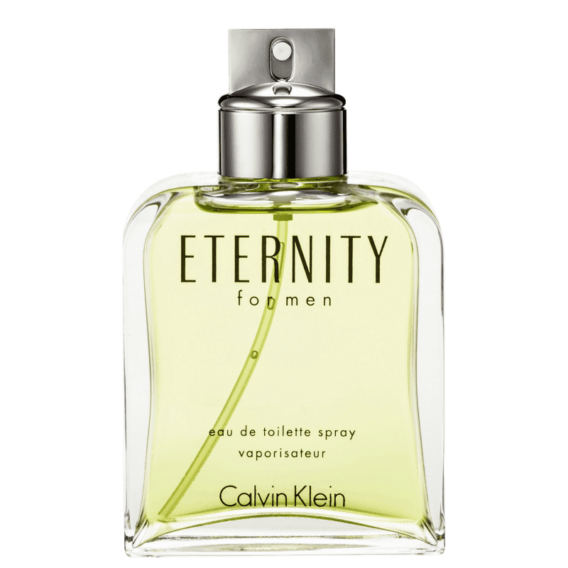 Eternity For Men Calvin Klein Eau de Toilette - Perfume Masculino 100ml