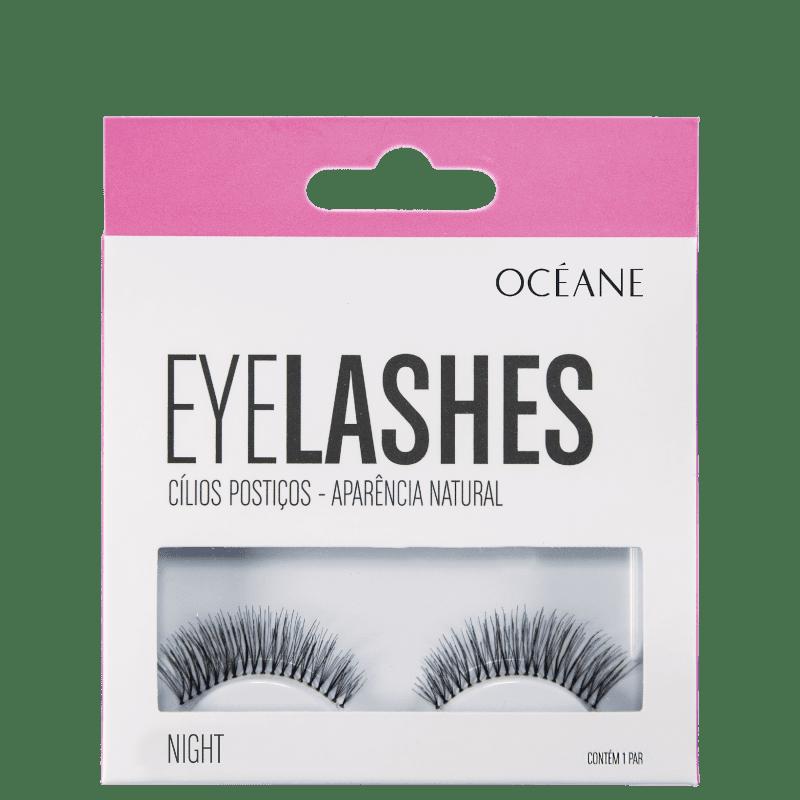 Eyelashes - Cílios Postiços Night