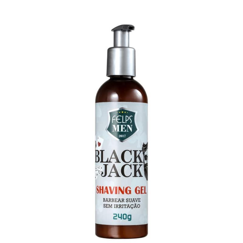 Felps Profissional Men Black Jack - Gel de Barbear 240g