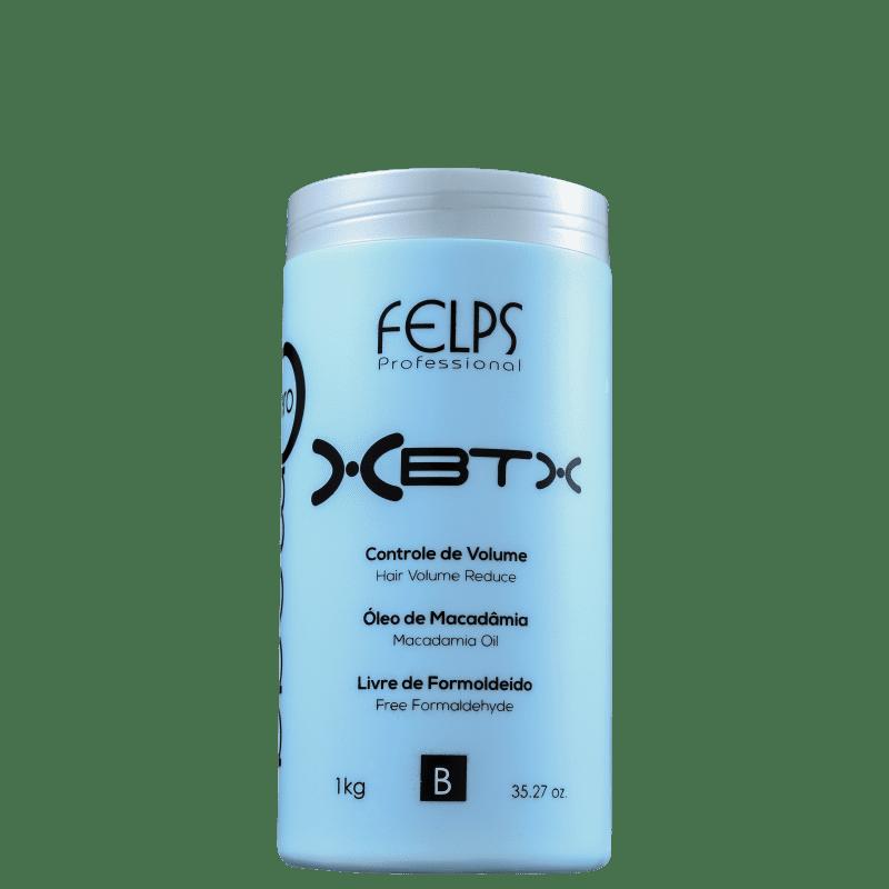 Felps Profissional XBTX Organic Omega Zero - Redutor de Volume 1000g