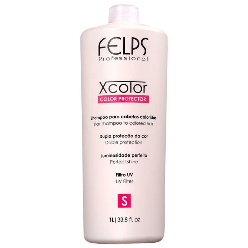 Felps Profissional XColor - Shampoo 1000ml