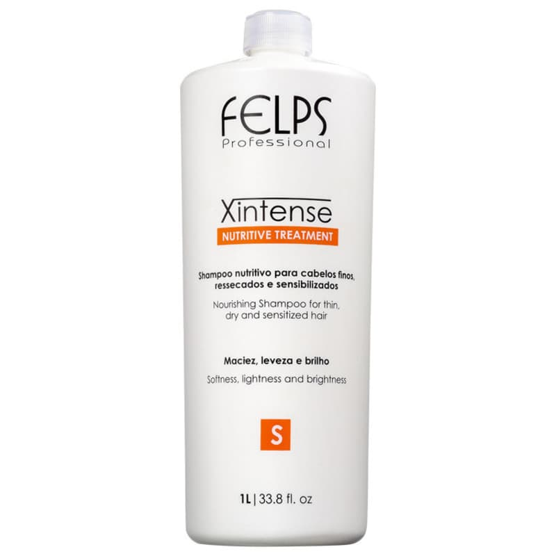 Felps Profissional XIntense Nutritive Treatment - Shampoo 1000ml