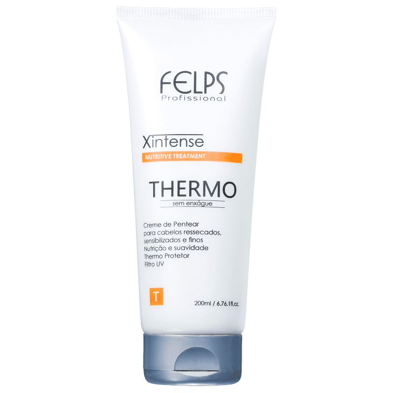 Felps Profissional XIntense Nutritive Treatment Thermo - Creme de Pentear 200ml