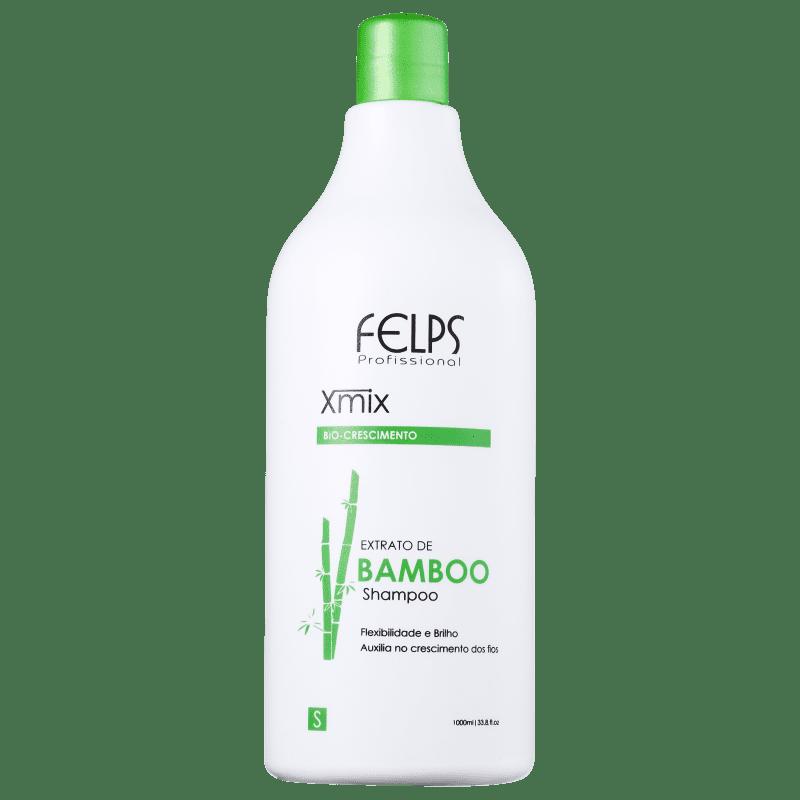 Felps Profissional XMix Bio-Crescimento Extrato de Bamboo - Shampoo 1000ml
