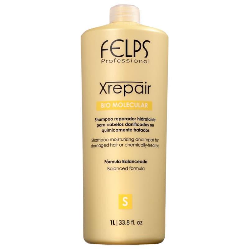 Felps Profissional XRepair Bio Molecular - Shampoo 1000ml