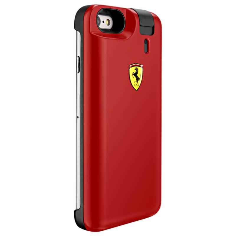 Scuderia Ferrari Red Masculino - Capa Para iPhone com Eau de Toilette 25ml + Refil Eau de Toilette 25ml