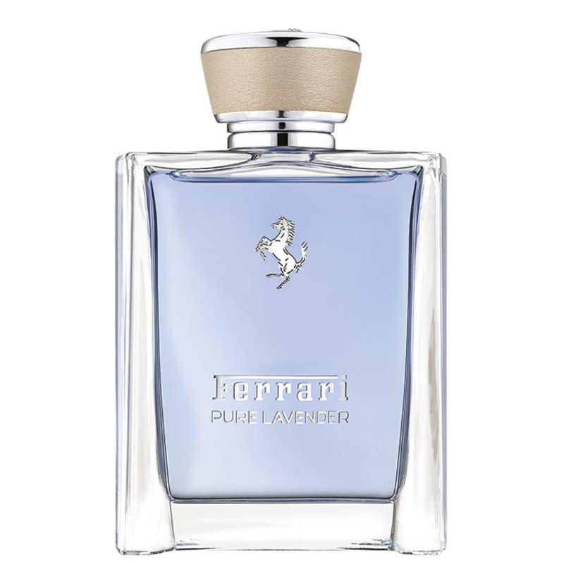 Pure Lavender Ferrari Eau de Toilette - Perfume Unissex 50ml