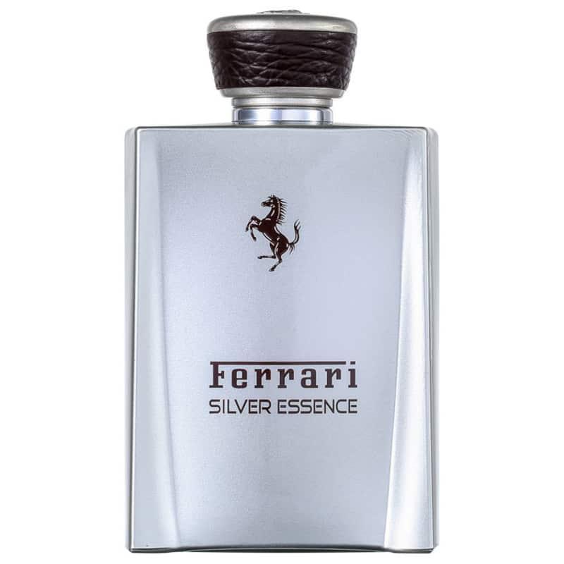 Ferrari Silver Essence Eau de Parfum - Perfume Masculino 100ml