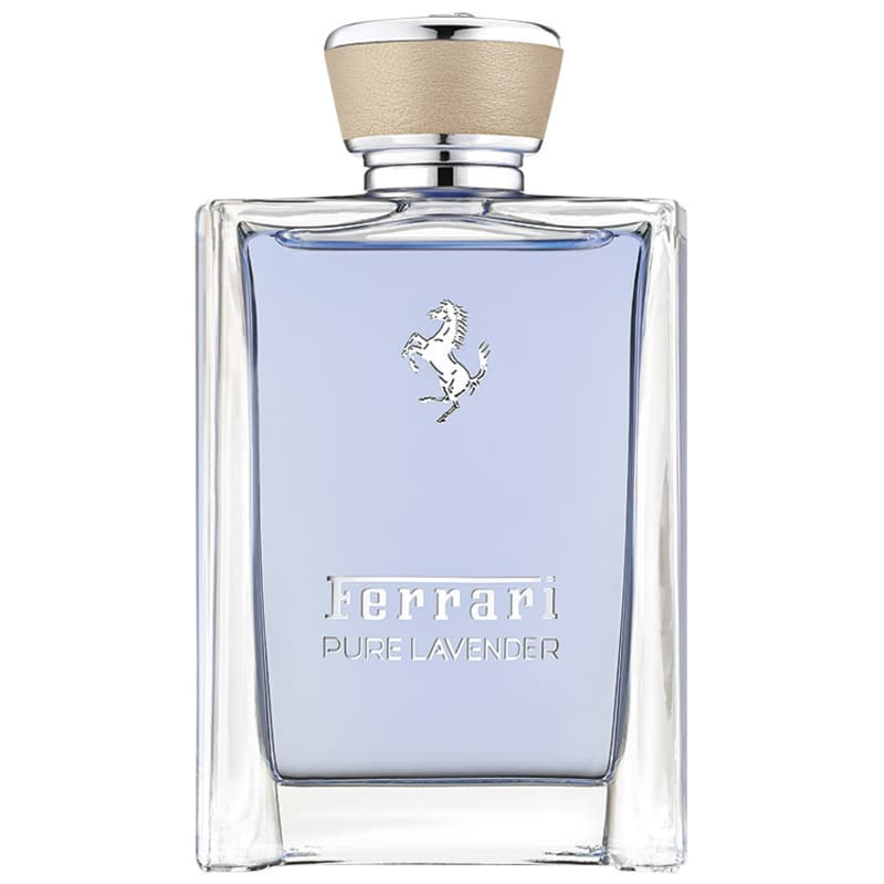 Pure Lavender Ferrari Eau de Toilette - Perfume Unissex 100ml