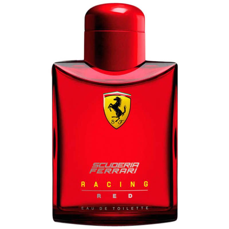 Scuderia Ferrari Racing Red Eau de Toilette - Perfume Masculino 125ml