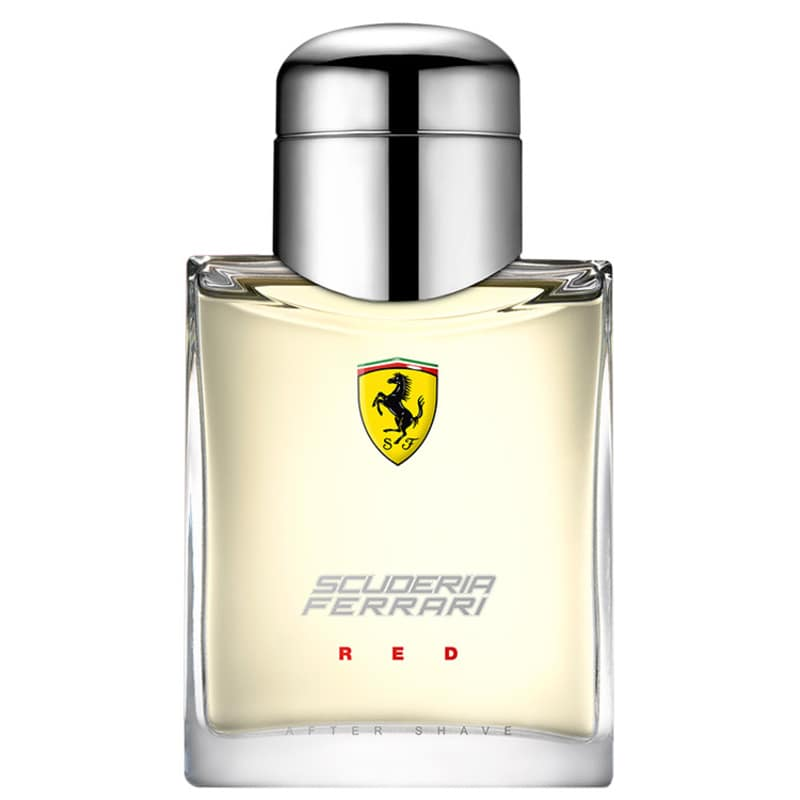 Ferrari Scuderia Red - Pós-Barba 75ml