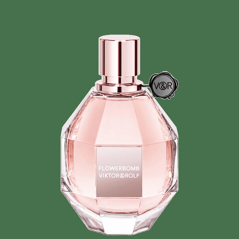 Flowerbomb Viktor & Rolf Eau de Parfum - Perfume Feminino 100ml