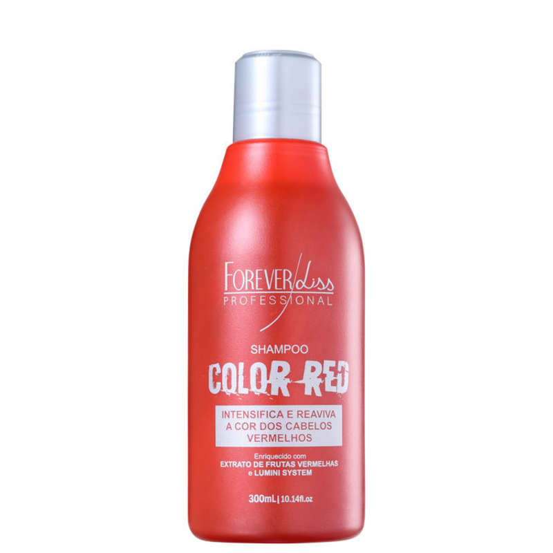 Forever Liss Professional Color Red - Shampoo 300ml