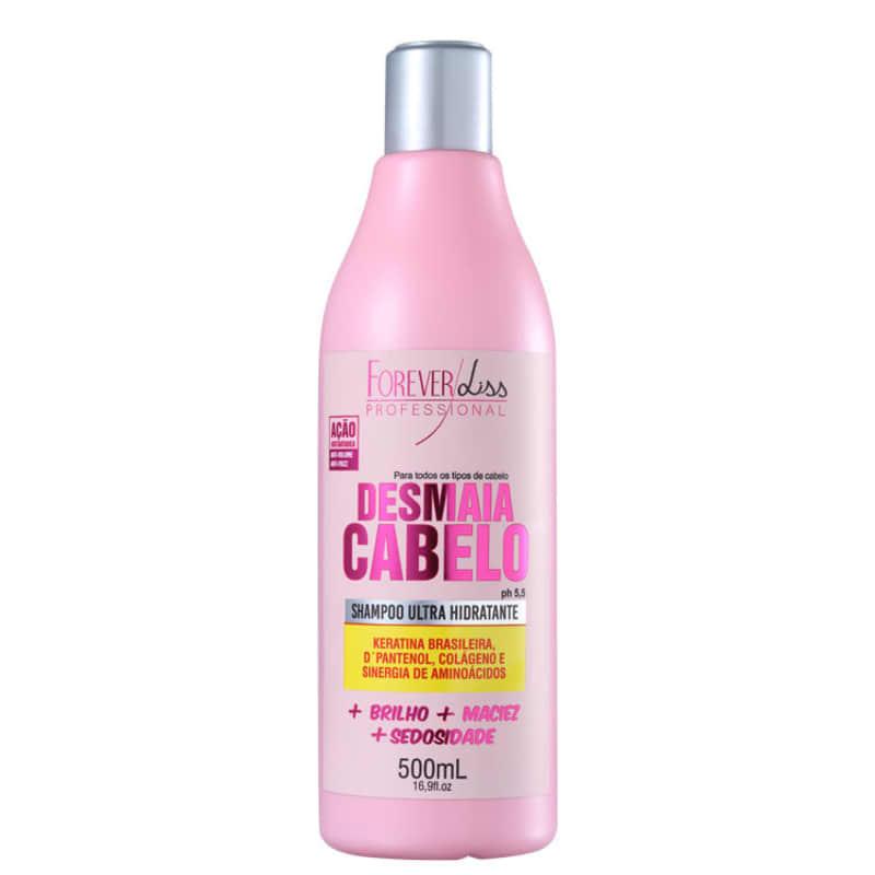 Forever Liss Professional Desmaia Cabelo - Shampoo 500ml