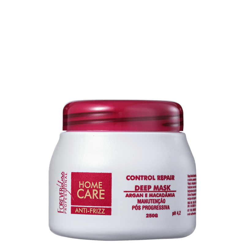 Forever Liss Professional Home Care Anti-Frizz - Máscara Capilar 250g