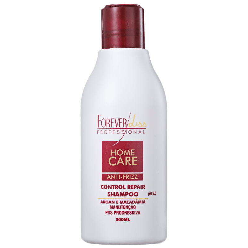 Forever Liss Professional Home Care Anti-Frizz - Shampoo 300ml
