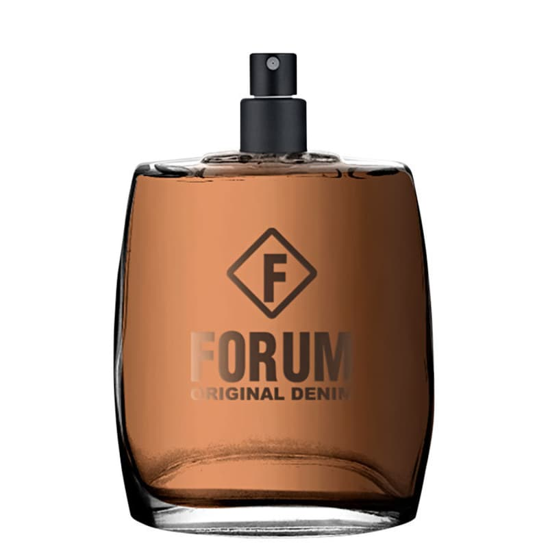 Original Denim Forum Deo Colônia - Perfume Unissex 50ml