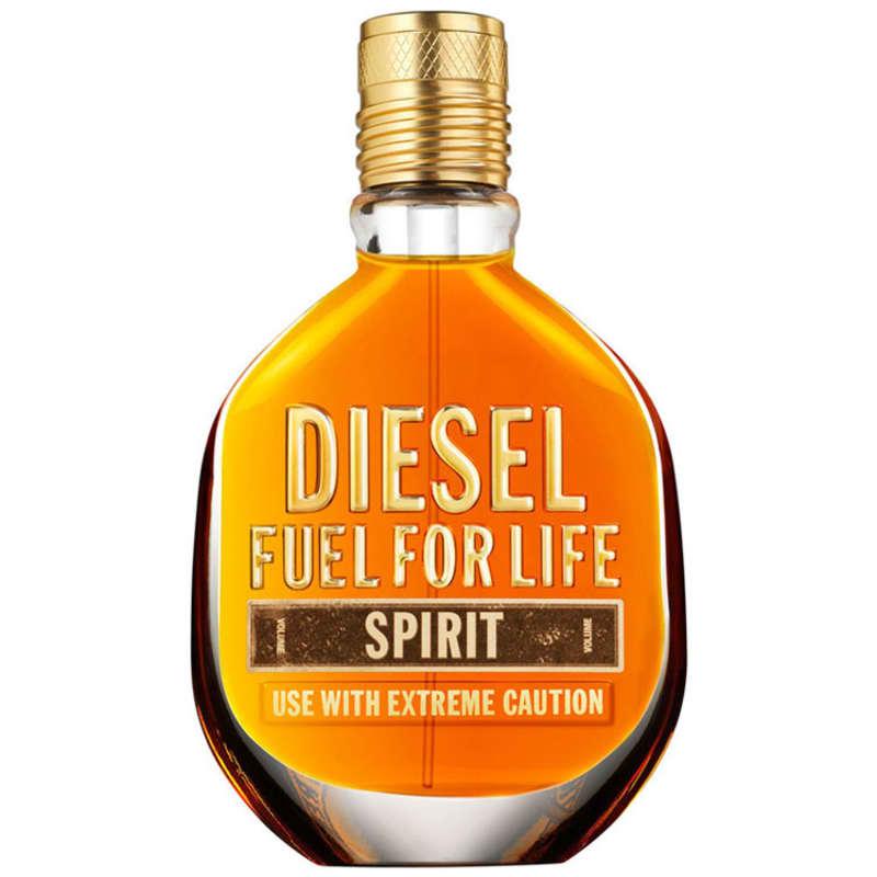 Diesel Perfume Masculino Fuel for Life Spirit - Eau de Toilette 30ml
