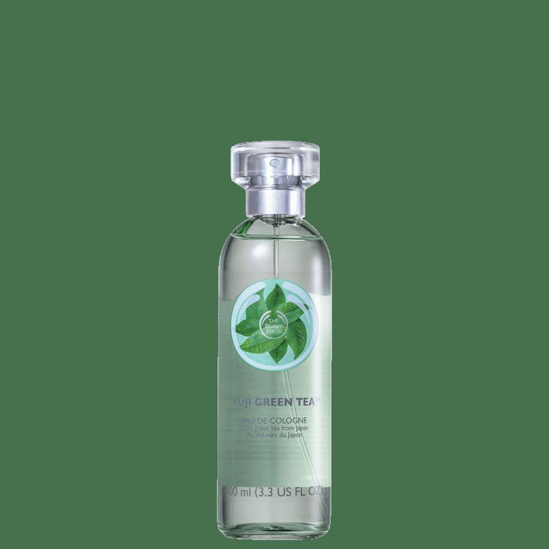 Fuji Green Tea The Body Shop Eau de Cologne - Perfume Unissex 100ml